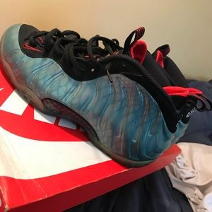 "6d9f728edea Nike Shoes - Air Foamposite One ""Gone Fishing"""
